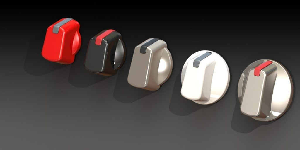 Universal Cooker Knobs